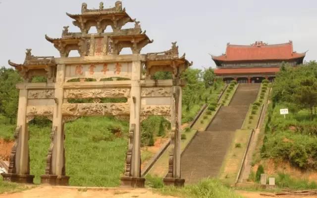 华阳山风景区(顺昌县)