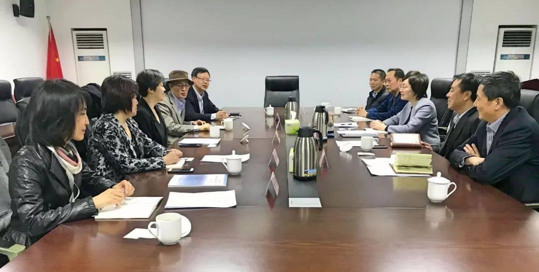 【qaii】青岛市经信局局长姜波会见abb和青岛智能院