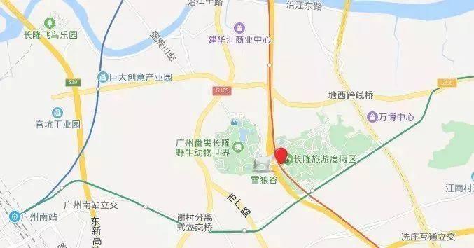 交通指南 长隆水上乐园地址:广东广州番禺区长隆旅游度假区内 从深圳